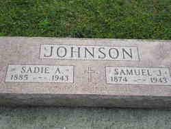 "Sada A ""Sadie"" <I>Godette</I> Johnson"