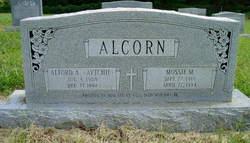 "Alford A. ""Aytchie"" Alcorn"
