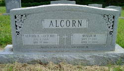 Mossie <I>McKnight</I> Alcorn