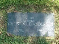 Christina E. Anderson