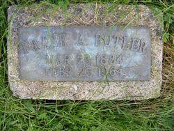 Frank A Butler, Jr
