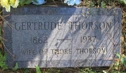 Gertrude Thorson