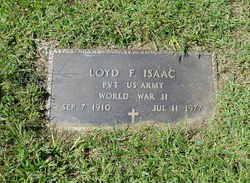 Loyd F Isaac