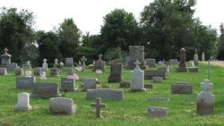 Old Sacred Heart Cemetery
