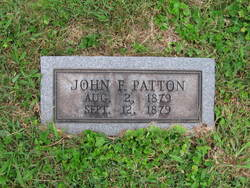 John F Patton