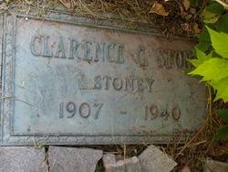 "Clarence Charles ""Stoney"" Stone"