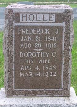 Dorothy C. <I>Knost</I> Holle