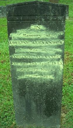Adeline Alexander