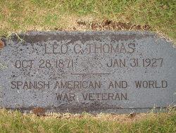 Leo C Thomas