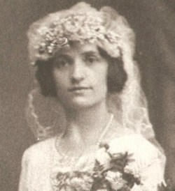 Clara <I>St. Aubin</I> Deschenes