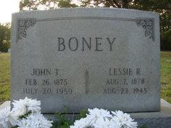 John Thomas Boney