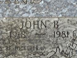 John B Adkins