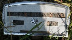 Margaret M Bargfeld