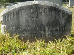Infant Daughter Parler