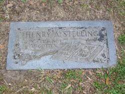 Henry A Stelling
