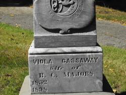 Viola <I>Gassaway</I> Majors