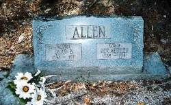 Olar <I>Burch</I> Allen