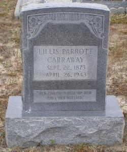Lillis <I>Parrott</I> Carraway