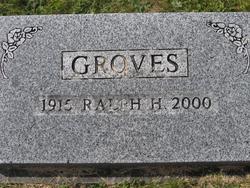 Ralph H Groves