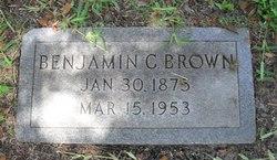 Benjamin Charles Brown, II