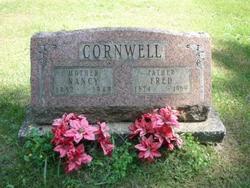 """Frederick A. """"Fred"""" Cornwell"""