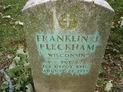 Franklin J. Pleckham