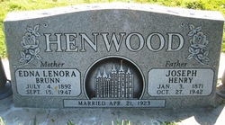 Joseph Henry Henwood