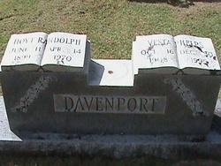 Hoyt Randolph Davenport, Sr