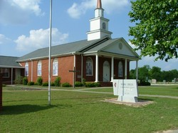 Fork Creek United Methodist Church Cemetery
