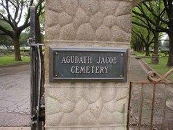 Agudath Jacob Cemetery