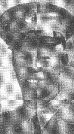 PFC Earl Joseph Anderson
