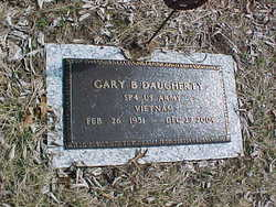 Gary B Daugherty
