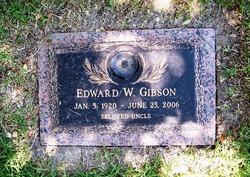 Edward W Gibson