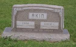 Emma Ellen <I>Davidson</I> Akin