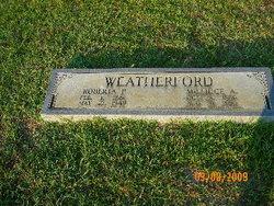 Roberta <I>Phillips</I> Weatherford