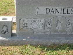 H Delozier Daniels