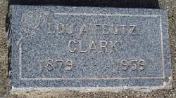 Lou A <I>Douglass Feutz</I> Clark