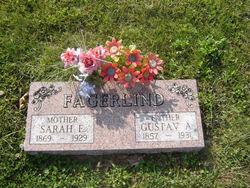 Sarah E <I>Brostrom</I> Fagerlind