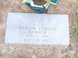 Marion <I>Larisey</I> Danner