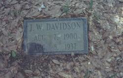 J. W. Davidson