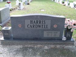 Natasha Faith <I>Harris</I> Cardwell
