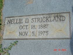 Nellie D. Strickland