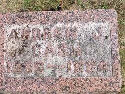Andrew Jackson Cash