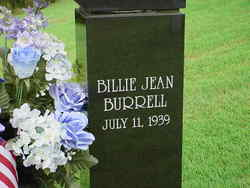 Billie Jean <I>Burrell</I> Kilpatrick