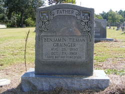 Benjamin Tilman Grainger