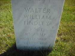 Walter W Findley