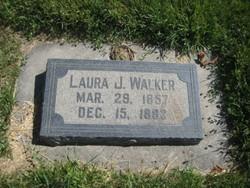 Laura Jane <I>Brown</I> Walker