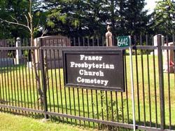 Fraser Presbyterian Church Cemetery
