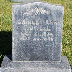 Shirley Ann Tidwell