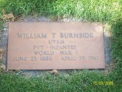 William T Burnside